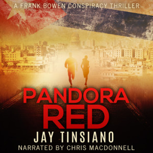 Pandora Red Audiobook