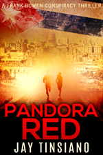 Pandora Red Thriller