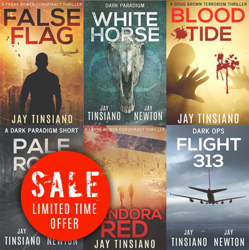 99c Sale on all books