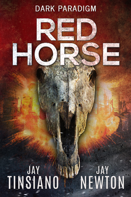 New Release: Red Horse (Dark Paradigm #2 Conspiracy Thriller)