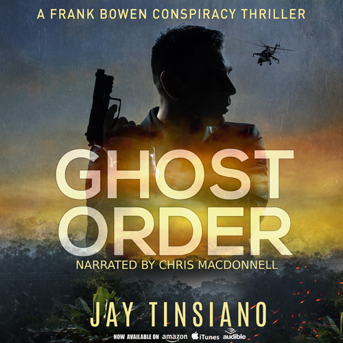 Ghost Order now on Audio