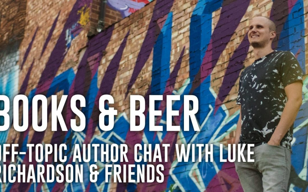 Books & Beer Chat with Luke Richardson